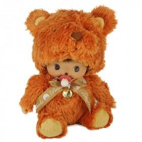 Bebichhichi 橙色小熊 (中型)