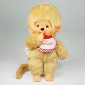 Monchhichi 基本款金髮男孩 (Premium) (標準型)