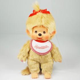 Monchhichi 基本款金髮女孩 (Premium) (標準型)