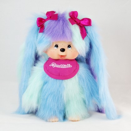 AM I MCC 藍髮女孩