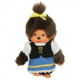 Monchhichi 巴伐利亞女孩