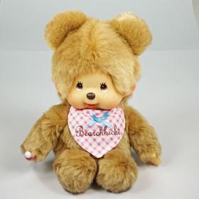 Monchhichi 坐姿小熊男孩