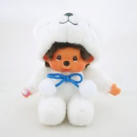 Monchhichi 北極熊坐姿男孩