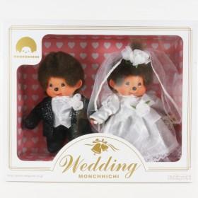 Monchhichi西式婚禮套裝