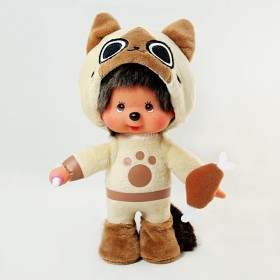 Monchhichi x Monster Hunter 艾露貓