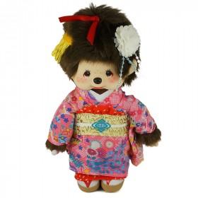 Monchhichi 日本傳統舞伎女孩