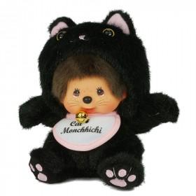 Monchhichi 黑貓男孩