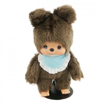 Monchhichi 森林朋友小熊男孩