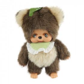 Monchhichi 森林朋友貍貓男孩