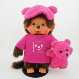 Monchhichi Post Pet男孩