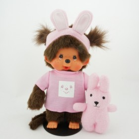 Monchhichi Post Pet女孩