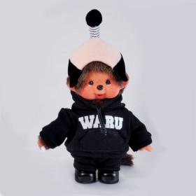 Monchhichi SARU WARU T恤男孩