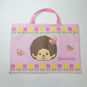 Monchhichi Tote Bag 手提袋(粉紅色)