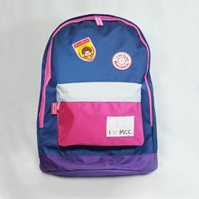 Monchhichi 背包(深藍色)