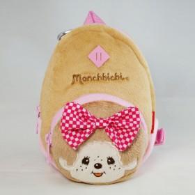 Monchhichi 毛絨大型背囊掛件