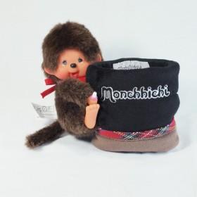 Monchhichi 男孩- 多功能掛袋