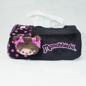 Monchhichi 女孩- 紙巾盒套