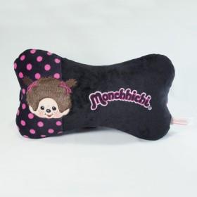 Monchhichi 女孩- 頸枕