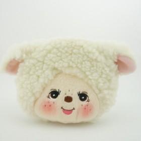 Monchhichi朋友系列白羊零錢包
