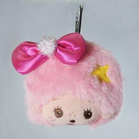 Bebichhichi 糖果系列- 零錢包/卡套(粉紅色)