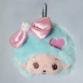 Bebichhichi 糖果系列- 零錢包/卡套(粉藍色)