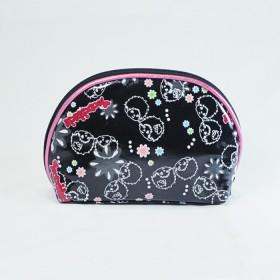 Monchhichi 橢圓小袋/化妝袋