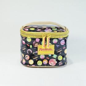 Monchhichi Cup cake 系列-多用途袋/化妝袋