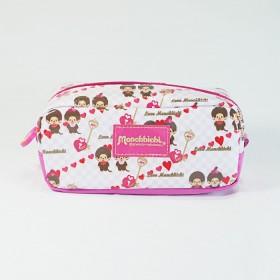 Monchhichi 40周年系列-長形小袋/ 筆袋