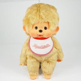 Monchhichi 基本款金髮男孩 (Premium) (中型)