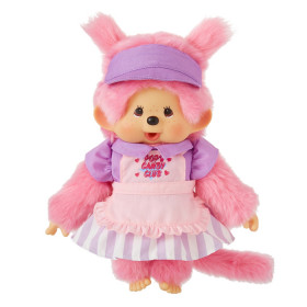 Monchhichi Pop'n Candy 女孩(25cm)