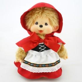 Monchhichi 小紅帽女孩
