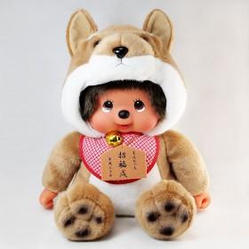 Monchhichi 十二生肖狗年男孩 (大型)