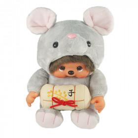 Monchhichi 鼠年男孩 (45cm)