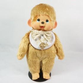 Monchhichi 40周年系列-金毛男孩 (大型)