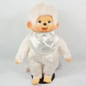 Monchhichi 四十周年鉑金男孩 (45cm)