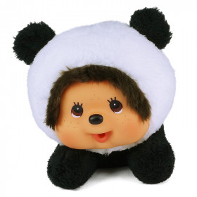 Monchhichi 趴款熊貓 (大型)