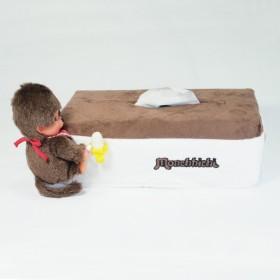 Monchhichi 男孩- 紙巾盒套