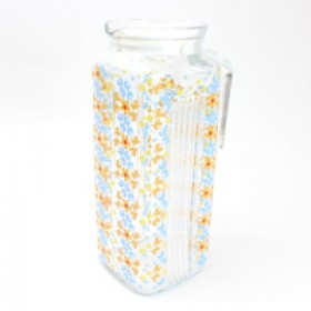 Monchhichi 玻璃果汁樽