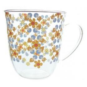 Monchhichi 玻璃杯(可入微波爐)
