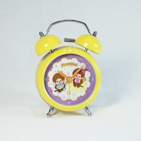 Monchhichi  鬧鐘(黃色)