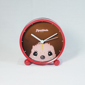 Monchhichi  鬧鐘(紅色)
