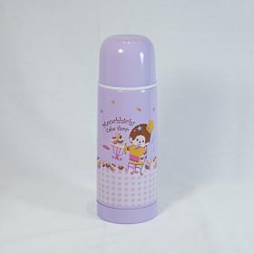 Monchhichi 保暖杯 紫色