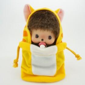 Bebichhichi虎紋貓睡袋掛件