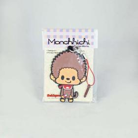 Monchhichi X PansonWorks 男孩 手機鏈掛件