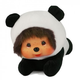 Monchhichi 趴趴款熊貓