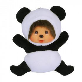 Monchhichi 熊貓掛件
