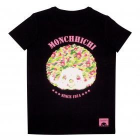Monchhichi 迷彩T恤 (S碼)