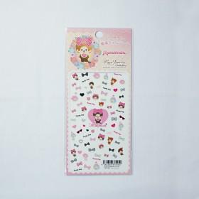 Monchhichi 糖果美甲貼紙
