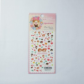 Monchhichi 櫻桃美甲貼紙