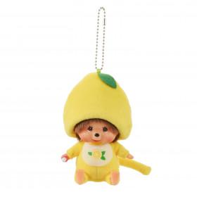 Monchhichi 農場檸檬男孩掛件